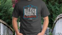 Rock 'n' Roll Raleigh 5K participant T-shirt
