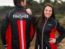 Rock 'n' Roll Marathon finisher jackets 2016