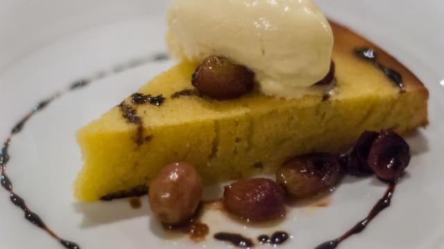 Il Palio Olive Oil Cake (Chapel Hill Magazine)