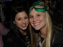 CNL's Mardi Gras Crawl At Landmark Tavern