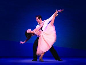 An American in Paris Robert Fairchild & Leanne Cope, Photo: Angela Sterling