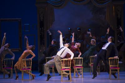 An American in Paris  Original Broadway Cast, Photo: Angela Sterling