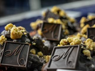 Matthews Chocolates in Hillsborough (Photo by Christina Fox/Chapel Hill Magazine)
