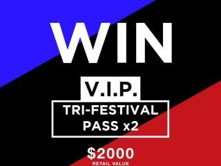 Tri-Fest Passes contest