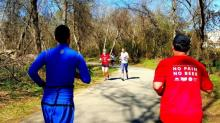 IMAGES: Local run clubs provide motivation
