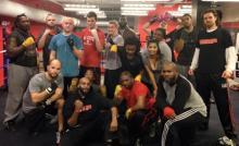 Jawbreaker Boxing on Glenwood Avenue in Raleigh (Facebook)