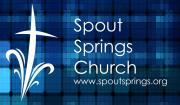 Spout Springs Church