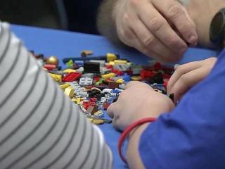 Lego expo a builders' paradise