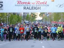 2016 Rock 'n' Roll Marathon and Half-Marathon