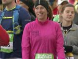 Runners brave cold for Rock 'n' Roll marathon