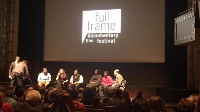 """Full Frame Documentary Film Fest screening of """"Raising Bertie."""""""