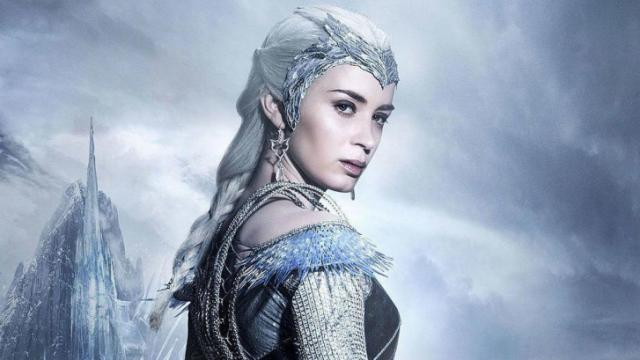 "Emily Blunt  in ""The Huntsman: Winter's WAr"""