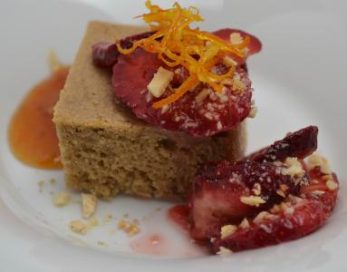 Competition Dining Durham: Milk and Honey