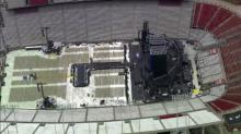 Beyonce at Carter-Finley Stadium