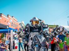 Apex celebrates 36th annual PeakFest