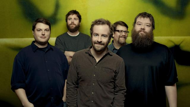 Trampled By Turtles will play Band Together NC Main Event on May 14, 2016.