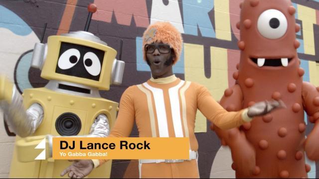 DJ Lance Rock (Moogfest)