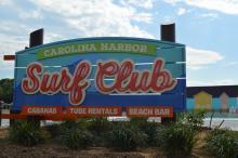 Carolina Harbor Waterpark Surf Club Harbor