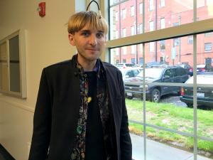 Neil Harbisson at Moogfest 2016