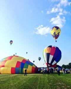 WRAL Freedon Balloon Fest