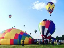 WRAL Freedon Balloon Fest