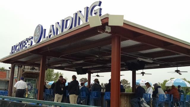 Jackie's Landing at DBAP
