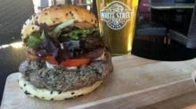 IMAGE: Raleigh chef rolls out new masterpiece for Blended Burger Project