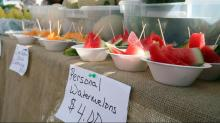 IMAGES: Freshness abounds at Midtown Farmers Market