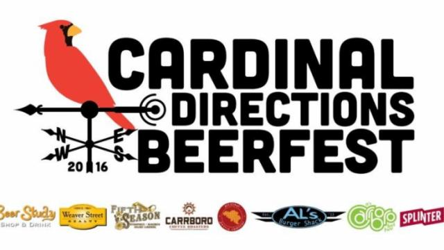 Cardinal Directions Beerfest