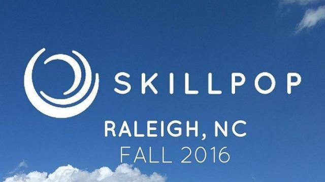 Skillpop Raleigh has launched