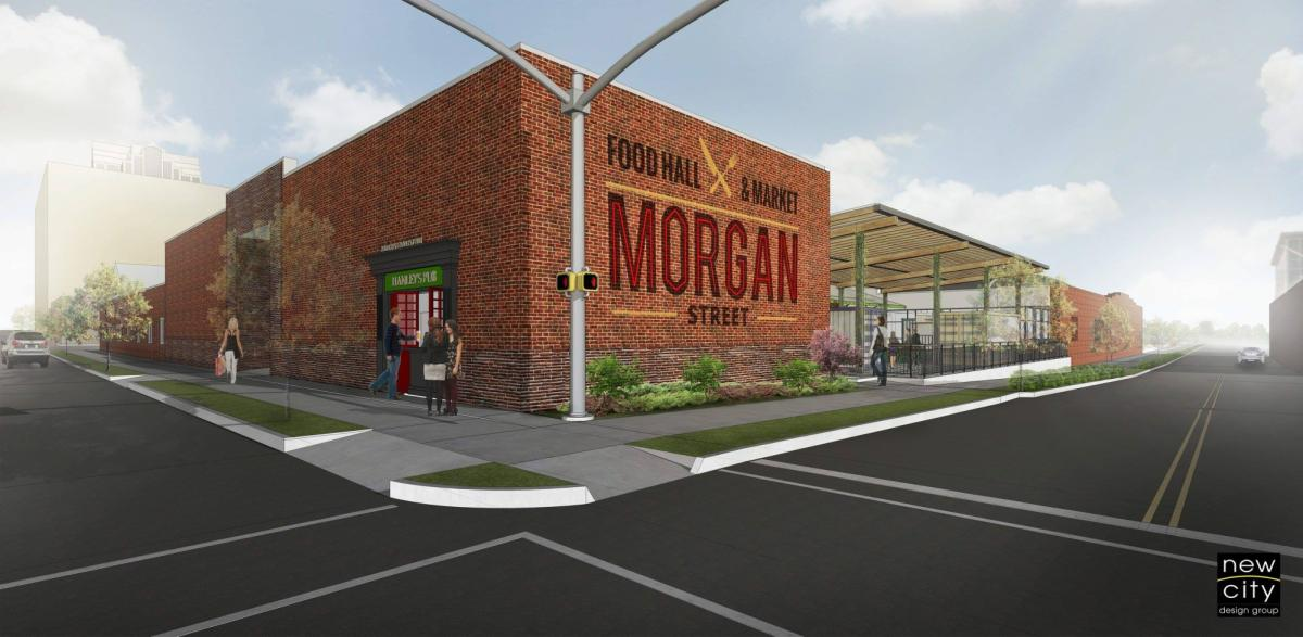 Morgan Street Food Hall Sets Opening Date Out And About At Wral Com