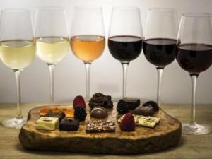 NC Wine, Cheese & Chocolate Festival