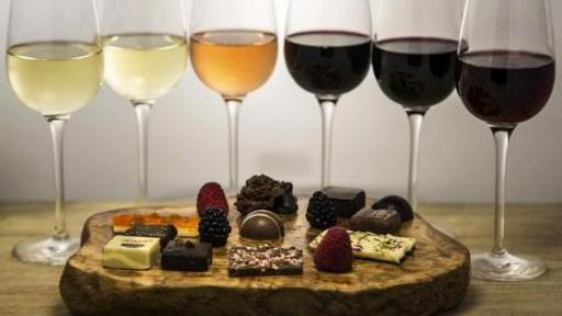 NC Wine, Cheese & Chocolate Festival