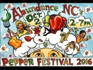 Amazing Pepper Festival