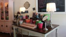 IMAGES: Raleigh beauty store helps color the world