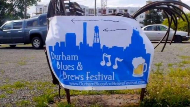 Blues & Brews Festival. Photo from Three Hungry Guys.