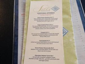 Sitti menu