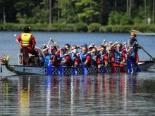 3rd Annual Dragon Boat Festival - Koka Booth, September 17, 2016