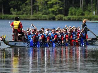 3rd Annual Dragon Boat Festival - Koka Booth, September 17, 2016