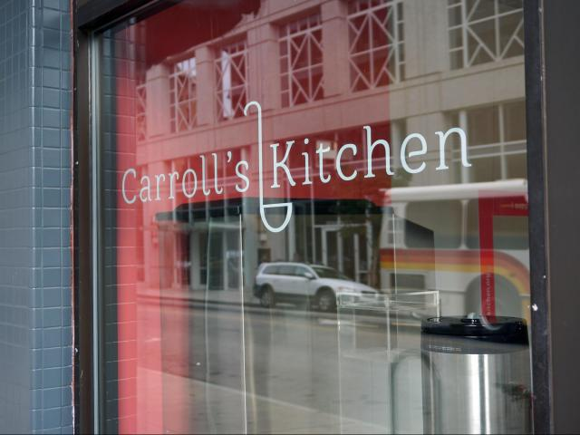 Carroll's Kitchen in downtown Raleigh opens Sept. 28, 2016.