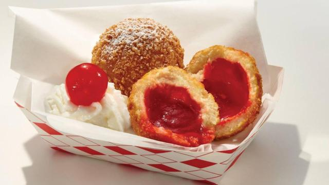 Deep-fried Jell-O
