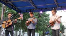 IMAGES: Photos: Wide Open Bluegrass in downtown Raleigh