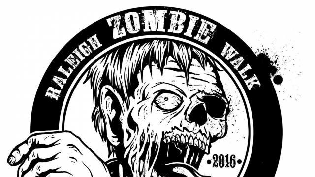 Raleigh Zombie Walk