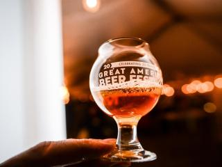 The Great American Beer Festival took place in Boulder, Colo. (Photo © Brewers Association)