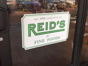 Reid's Cameron Village