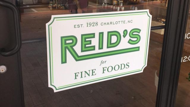 Reid's in Cameron Village