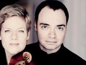 Isabelle Faust, Violin and Alexander Melnikov, Piano