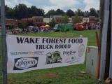 Wake Forest food truck rodeo