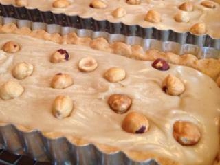Vanilla fudge and hazlenut tarts at Anisette Sweet Shop (Instagram)
