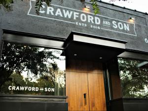 Crawford and Son (Photo by Jessica Crawford)